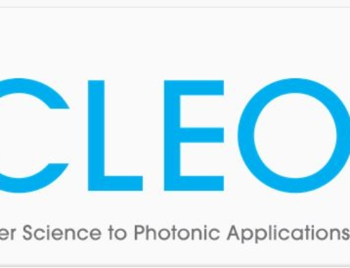 Partow will be at CLEO 2018