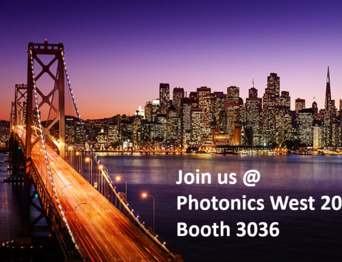 Partow will be in Photonics West 2020